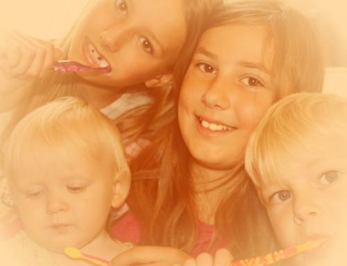Alla barn ska kunna le utan att skämmas för sina tänder!